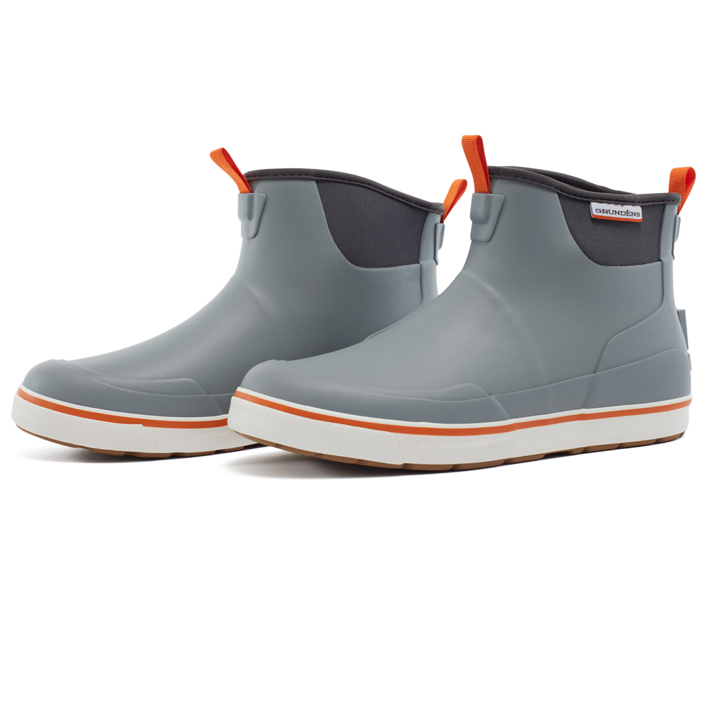512e27bbbee Grundens Deck-Boss Ankle Boots