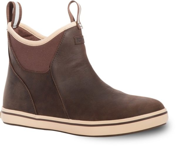 xtratuf mens brown leather ankle boots