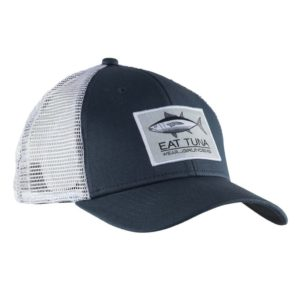 Grundens Eat Tuna Trucker Hat
