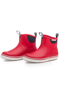 Grundens Women's Ankle Boots Opilio Red