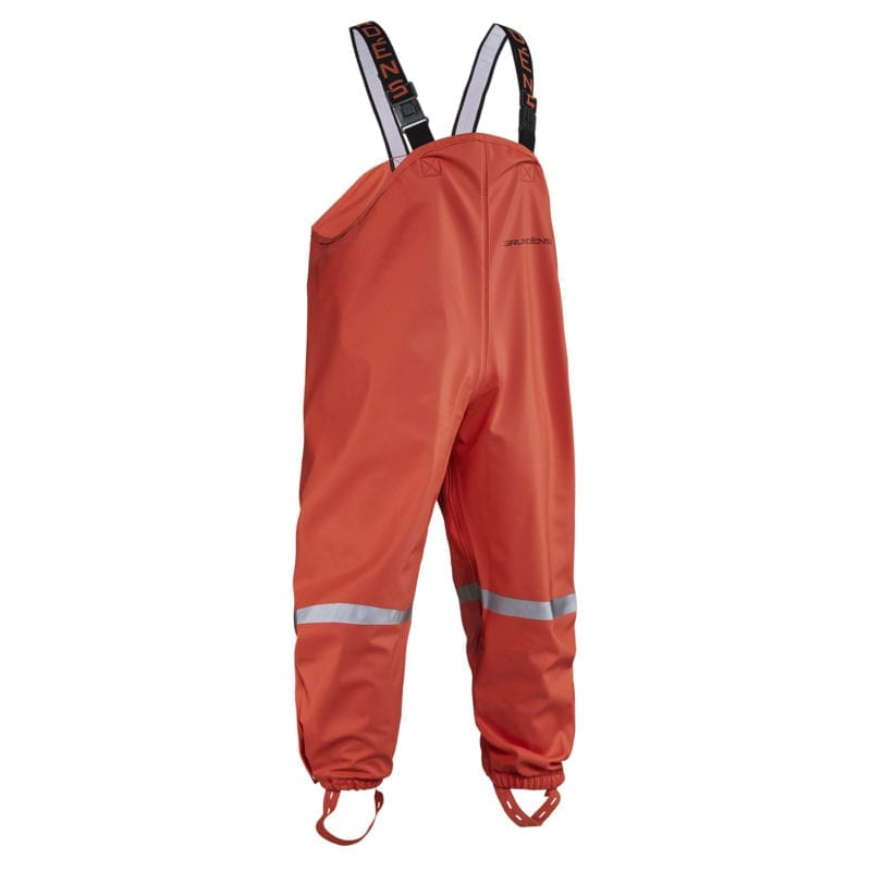 Grundens Zenith Bib Trousers Pants Childrens Protective Fishing Pants