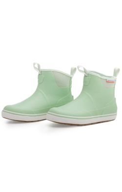Grundens Women's Ankle Boots Sage Green